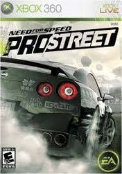 Játék (Xbox 360) Need For Speed: ProStreet