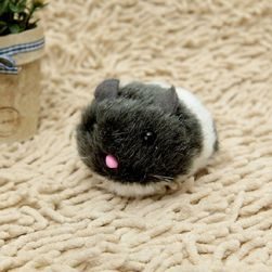 Vibrující myška pro kočky