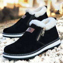 Zimowe męskie buty P482