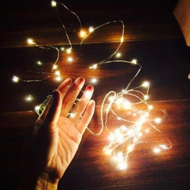 Dekorativní LED světýlka - 5m 1
