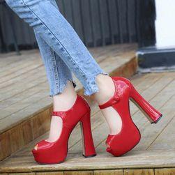 Pantofi cu toc de damă Tiana