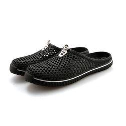Pantofle s uzavřenou špičkou - unisex