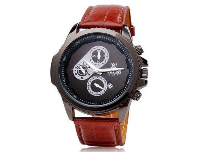Zegarek męski - 2 kolory 1