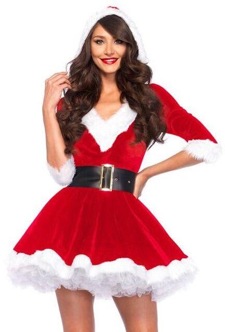 Božićni kostim Chloe 1