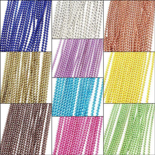 Barevné perličky - 3D dekorace na nehty a pro ruční výrobky 1