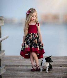 Платье для девочек Daisie
