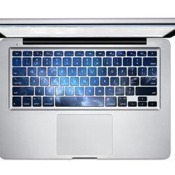 Samolepka na klávesy Macbooku