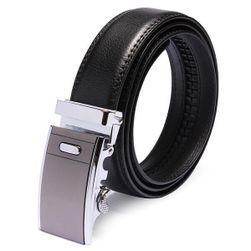 Elegantní pásek pro muže s decentní sponou