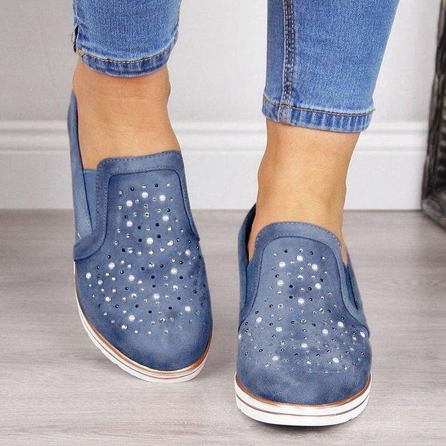 Дамски обувки на платформа Beckky 1