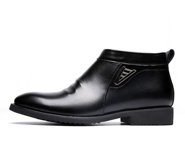 Retro pánské boty - 2 barvy 1