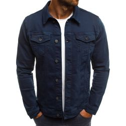 Muška lagana džins jakna - 6 boja