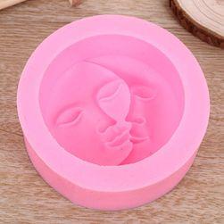 Szilikon forma-csók
