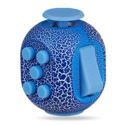 Fidget cube - popraskaný design