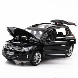 Modelček avto VW Tiguan