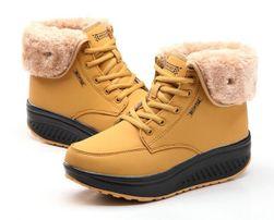 Zimski čevlji Maci rumena-37,5