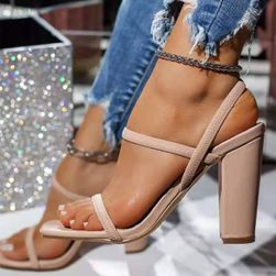 Damskie buty na obcasie Natalia