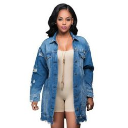 Džins jakna Heily - 4 veličine