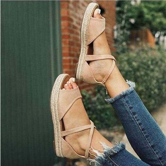 Dámské sandály Messima 1
