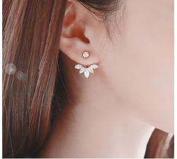 Női fülbevalók Jasmine