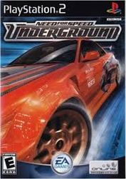 Joc (PS2) Need For Speed Underground