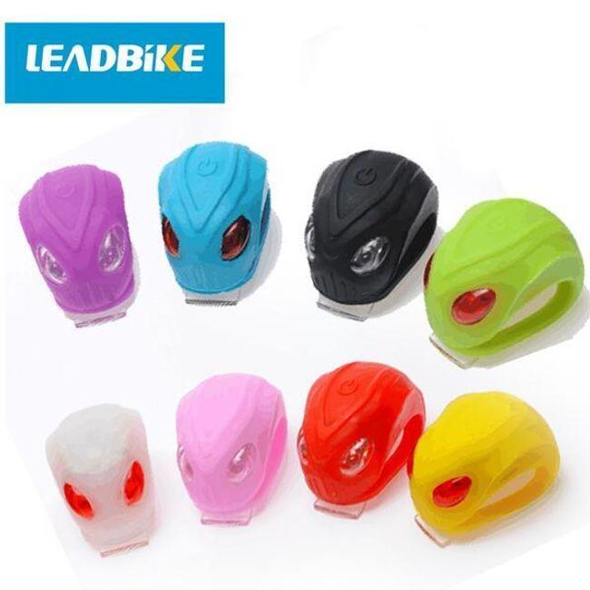 Varnostne luči za kolesa v 8 barvah 1