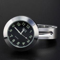 Analogni sat za motor - hromirani