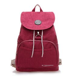Vízálló  női hátizsák városi stílusban - 10 szín