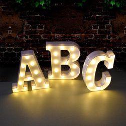 Светодиодная буква Amber
