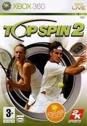 Igre (Xbox 360) Top Spin 2