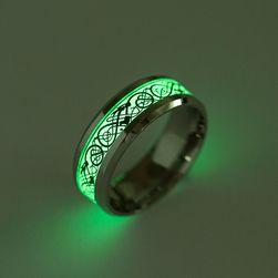 Inel fluorescent - 2 culori