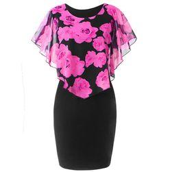 Ericka - Női ruha plusz size méretben - 7 variáns