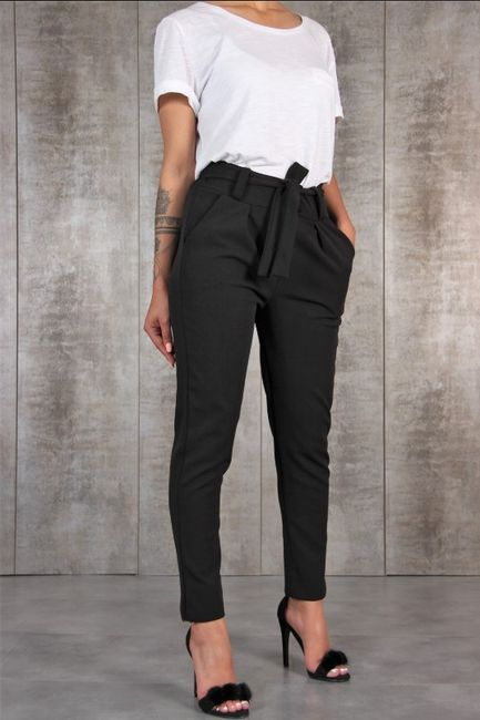 Yüksek bel pantolon Hellie 1