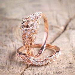 Luxus gyűrű készlet