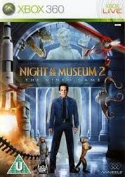 Hra (Xbox 360) Night At The Museum 2