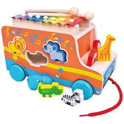 Auto vkládačka s xylofonem RS_84088