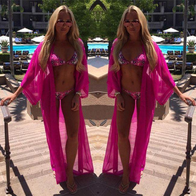 Plażowa sukienka Karoline 1