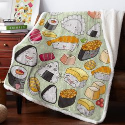 Одеяло Sushi