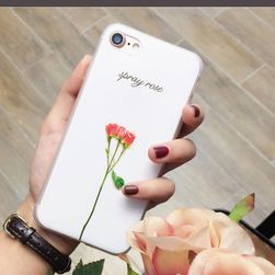 IPhone borító virággal - 6 változat