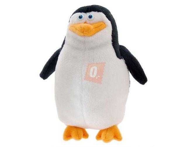 Plyšová hračka - tučňák 1