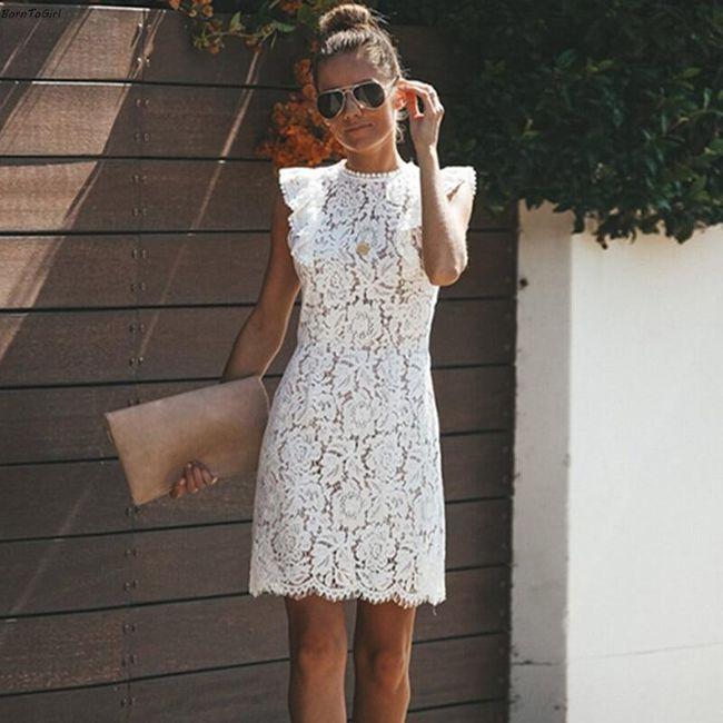 Damska sukienka Linda 1