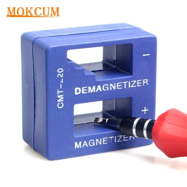 Magnetizér, demagnetizér pro šroubováky 2