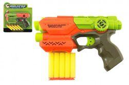 Nerf gun with foam patrons + 5 cartridges RM_00850141