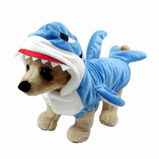 Žralok - obleček pro psy 1
