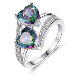 Damski pierścionek Cirila