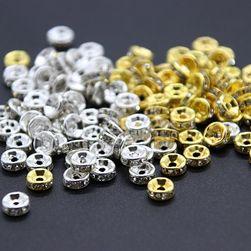 Napravite ukrasne perle - 100 komada
