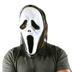 Maska duch Vřískot Halloween RZ_507074
