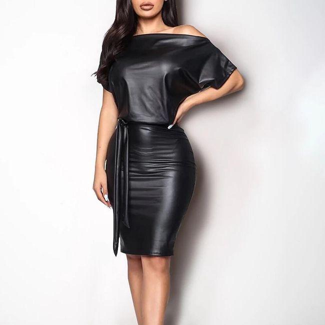 Damska sukienka TF6890 1