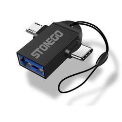 USB T redukce Stone