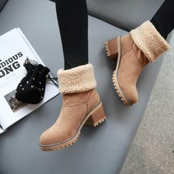 Damskie buty zimowe Erta