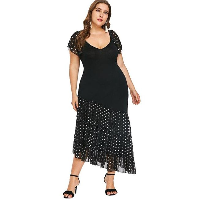 Dámské plus size šaty Patty 1